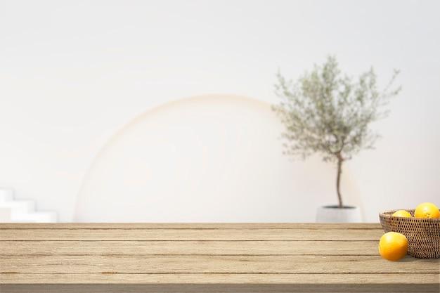 Sfondo del prodotto del soggiorno, immagine di sfondo dell'interno