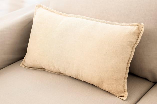 Подушка для дивана в гостиной, минималистичный дизайн интерьера