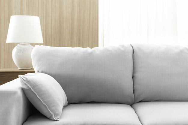 거실 소파 쿠션, 미니멀한 인테리어 디자인