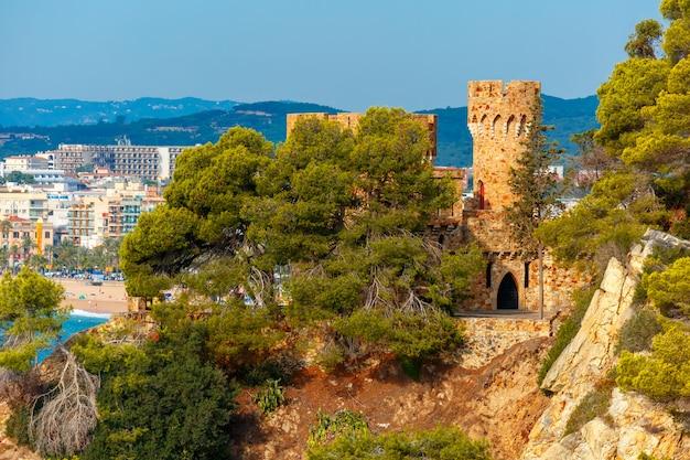 코스타 브라바, 카탈루냐, 스페인의 로렛 드 마르