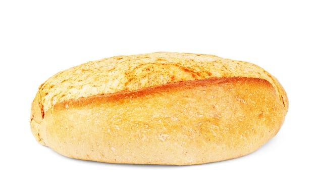 おいしい孤立したパンを焼く一斤
