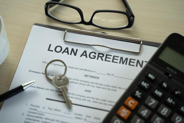 ローンビジネスとファイナンスビジネスローン契約不動産、住宅ローン、投資