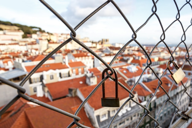 檻の鍵、旧市街