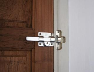 Lock  safe