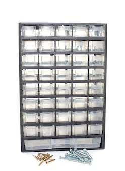 Locker for screws and bolts