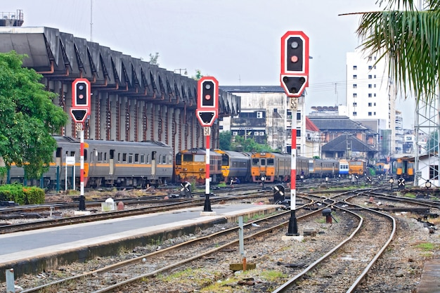 Locomotive signal