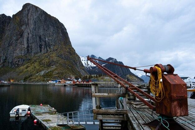 로포텐 노르웨이 마을
