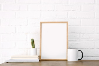 Loft modern room picture free cup background