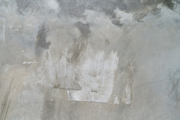 Стены в стиле лофт штукатурка, серый, белый цвет, пустые места использованы в качестве обоев. популярны в домашнем дизайне или дизайне интерьеров. с копировальными пробелами.