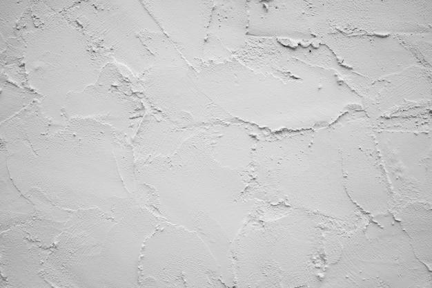 Loft-style plaster walls