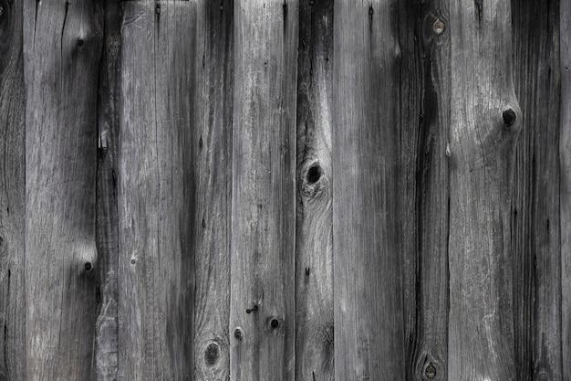 家の自然な背景の丸太の木の壁