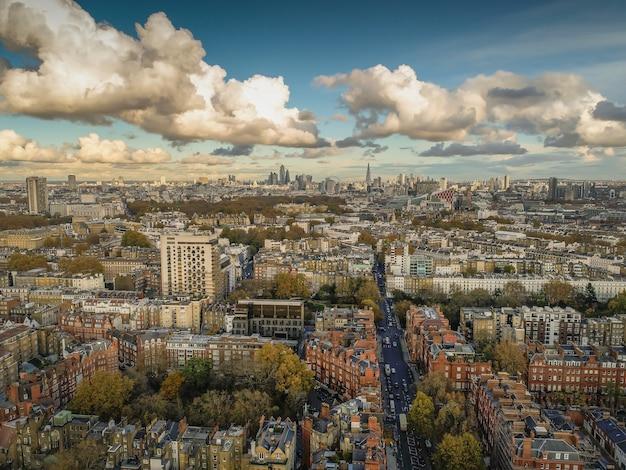 Лондонский вид с воздуха