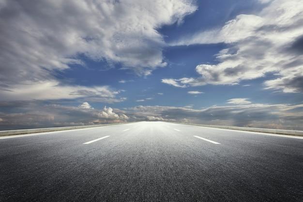 Strada solitaria