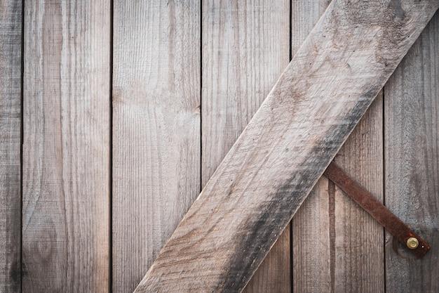 Длинная старая деревянная предпосылка стены текстуры.