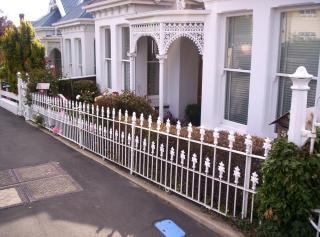 Long railing