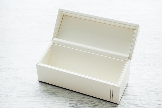 Long white box