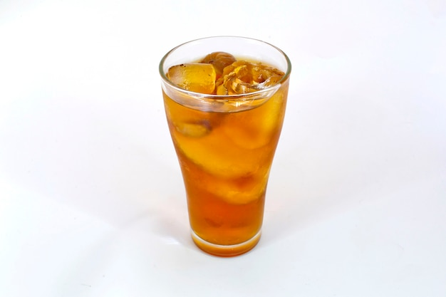Longan juice cold water isolate