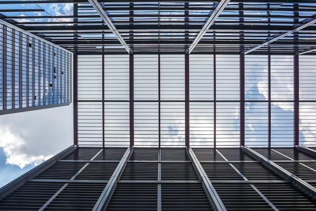 Взгляд на современные коммерческие здания в китайской экономической зоне куньшань