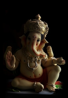 Lord ganesha idol