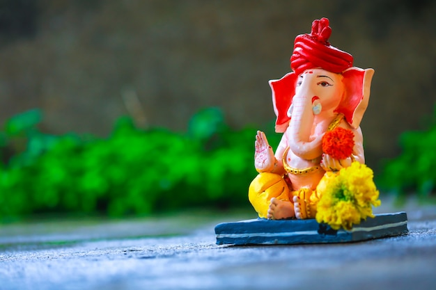 Lord ganesha, indian ganesh festival