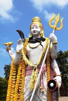 Lord shiva statue in thailand
