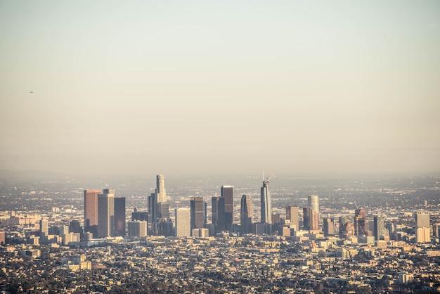 로스 앤젤레스 도시 풍경