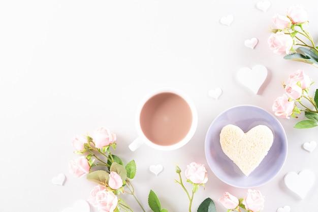 사랑과 발렌타인 개념입니다.
