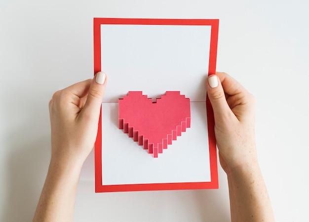 愛デザインサインシンボルギフト
