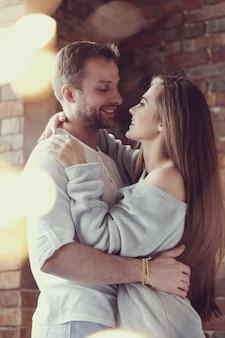 Милая пара