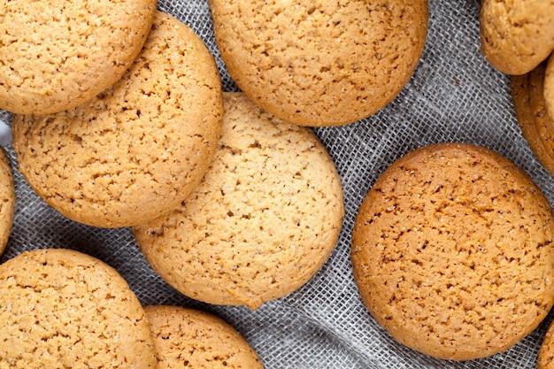 Печенье овсяное низкокалорийное