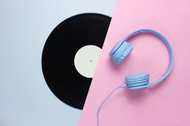 ヘッドフォン、lpレコード