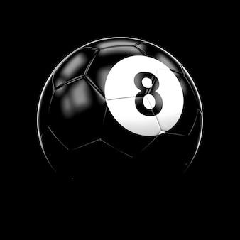 Lucky soccer ball