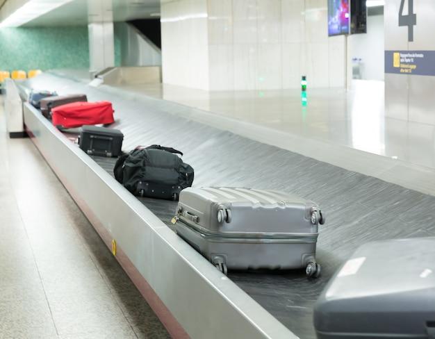 Багаж на трассе