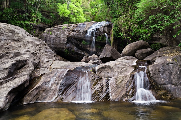 Lukkam waterfalls, india