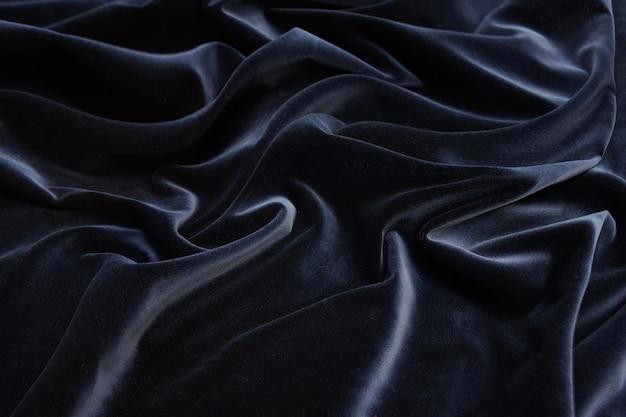 Роскошный фон волны бархатной ткани
