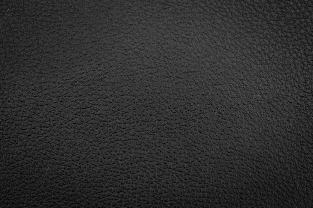 Роскошная черная кожаная текстура