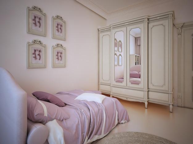Luxury child bedroom trend