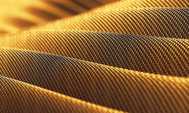 Luxury elegant background abstraction fabric d rendering