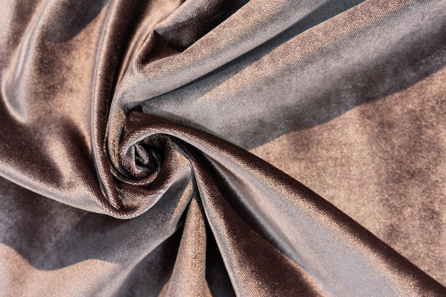 Роскошный образец ткани крупным планом