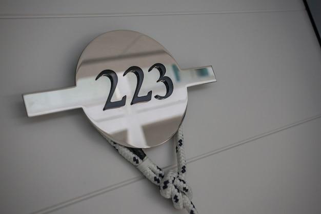 럭셔리 호텔 문 번호 223