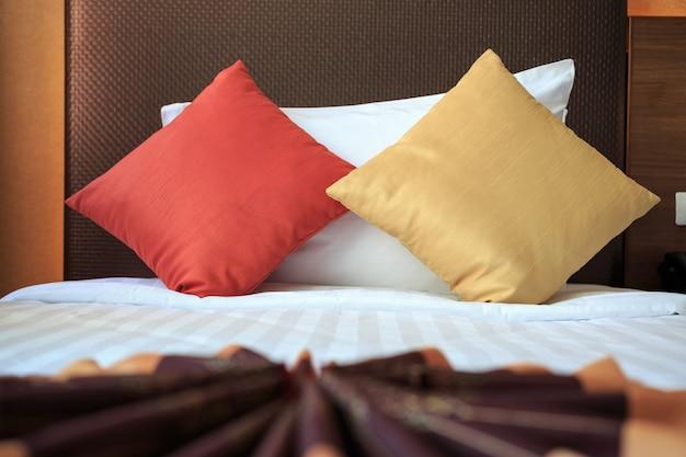 Luxury modern hotel room