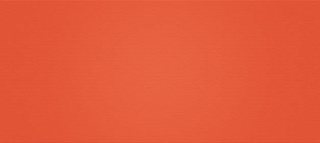 Luxury orange color artificial leather texture