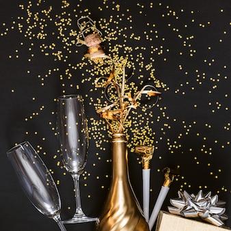 Концепция роскошной вечеринки