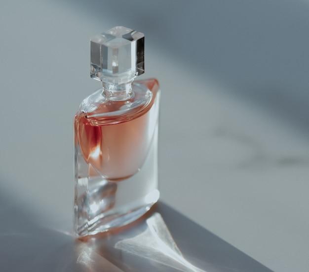 Luxury perfume bottle beauty and cosmetics