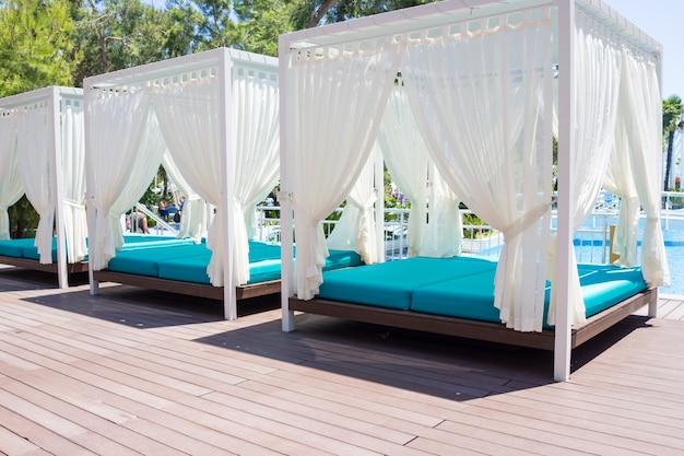 Роскошный курорт и спа-центр для отдыха