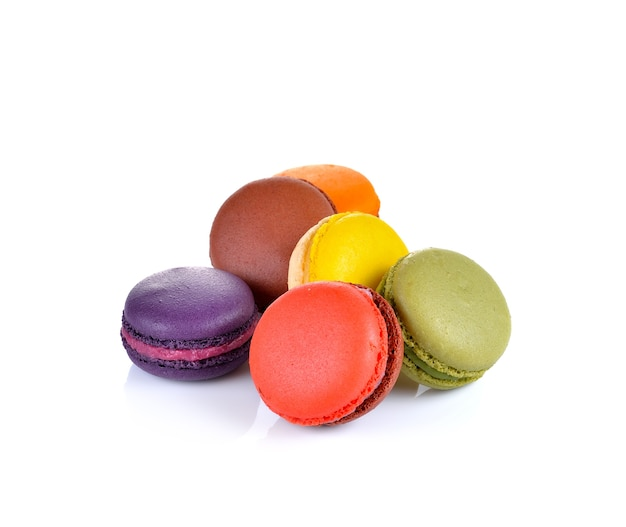 Macaroons , french delicious desserts