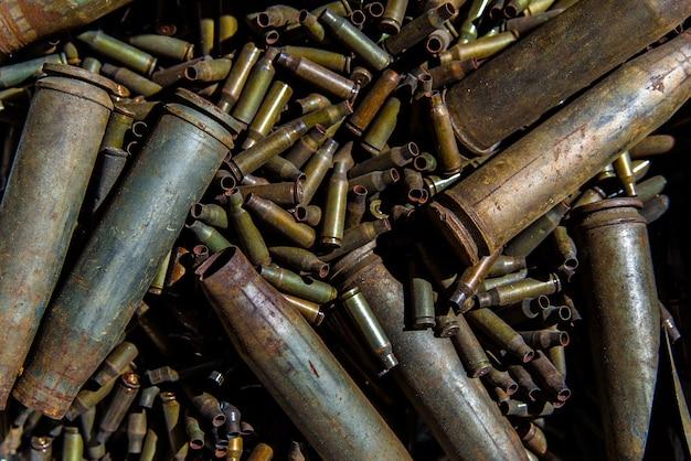 Пули для пулеметов и крупнокалиберных пулеметов
