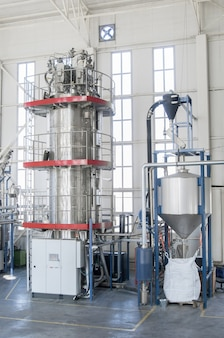 Машины для обработки и производства пластиковых гранул