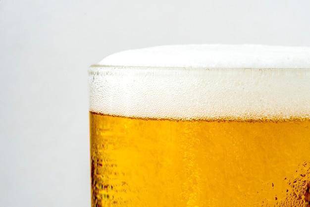 Colpo a macroistruzione di birra