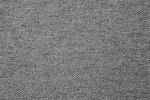 テリー織りのテクスチャ背景のマクロ撮影。テキスタイル床材。結び目パイルカーペット